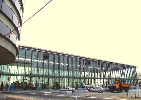 Marseille - Gare Saint-Charles - Halle Honnorat
