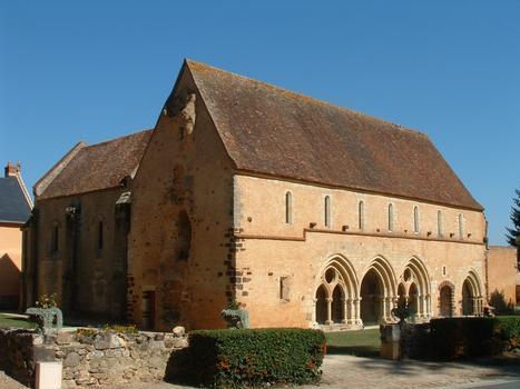 Ehemalige Abtei Saint-Martin in Massay