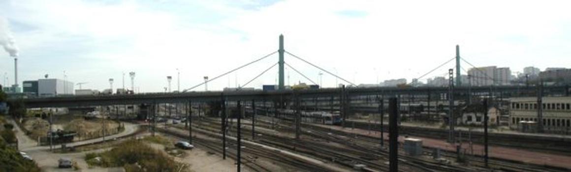 Pont Masséna, Paris
