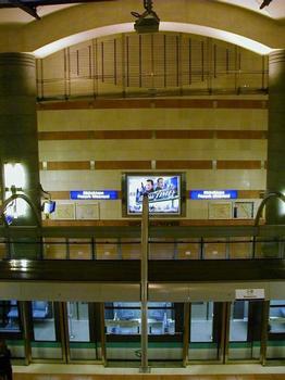 Métro de ParisLigne 14Bibliothèque François Mitterrand