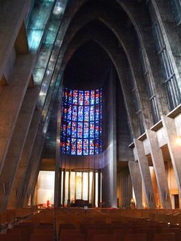 Eglise Sainte-Thérèse-de-l'Enfant-Jésus, MetzNef