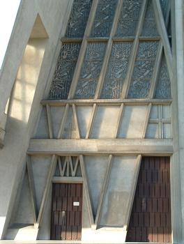 Eglise Sainte-Thérèse-de-l'Enfant-Jésus, MetzPortail