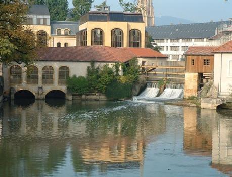 Pont des Thermes, Metz