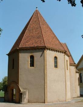 Chapelle des Templiers, Metz.