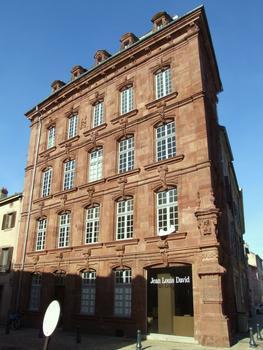 Lunéville - Maison du Marchand