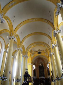 Lunéville - Eglise Saint-Jacques