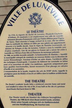 Theater von Lunéville