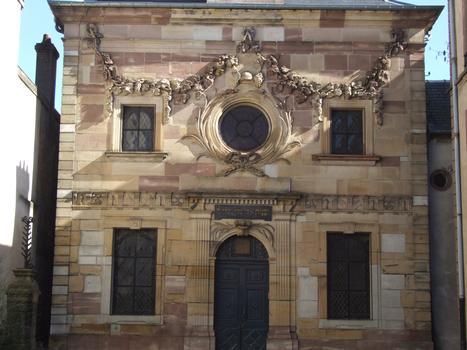 Lunéville - Synagoge