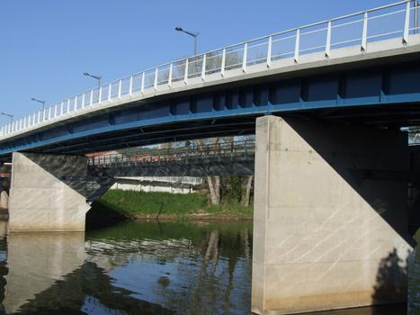 Nancy - Pont de Varynge