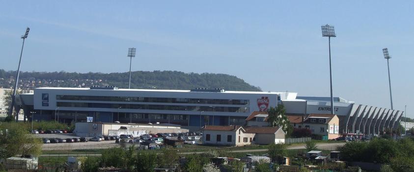 Grand Nancy, Tomblaine - Stade Marcel-Picot