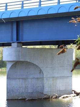 Nancy - Pont du Millénaire