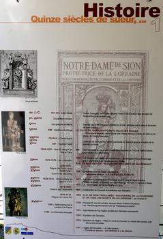 Saxon-Sion - Basilique Notre-Dame-de-Sion