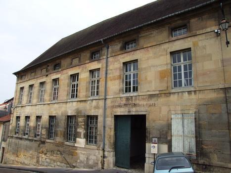 Bar-le-Duc - Collège Gilles de Trèves