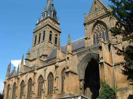 Eglise Notre-Dame-d'Espérance, MézièresBas-côté Sud