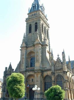 Eglise Notre-Dame-d'Espérance, Mézières