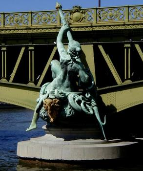 Pont Mirabeau in Paris