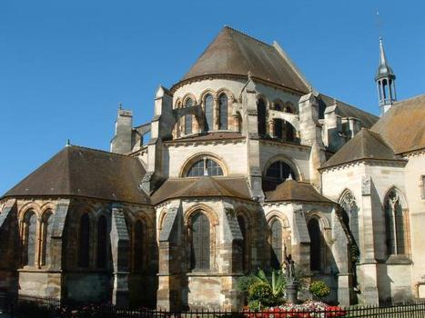 Abbatiale Saint-Pierre-et-Saint-Paul, Montier-en-DerChevet