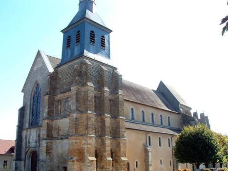 Abbatiale Saint-Pierre-et-Saint-Paul, Montier-en-DerEnsemble