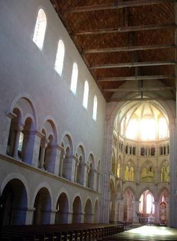 Abbatiale Saint-Pierre-et-Saint-Paul, Montier-en-DerVaisseau central