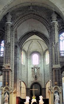 Vannes - Cathédrale Saint-Pierre - Choeur