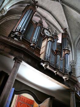 Vannes - Cathédrale Saint-Pierre - Grand orgue