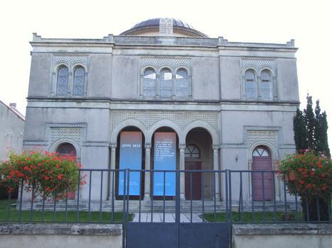 Centre d'art contemporain la synagogue de Delme