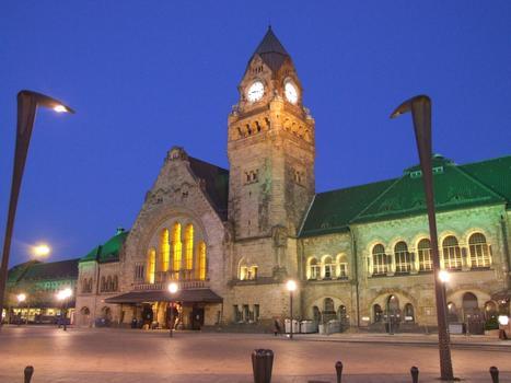 Bahnhof Metz