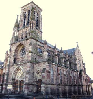 Phalsbourg - Eglise Notre-Dame-de-l'Assomption