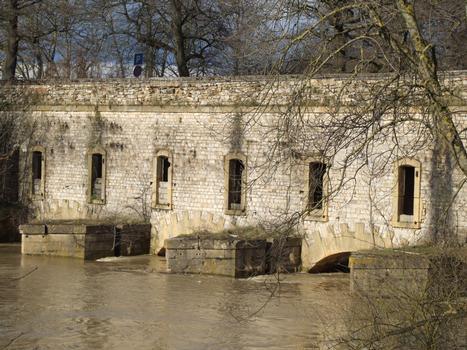 Thionville - Pont du Couronné