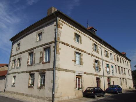 Marsal - Pavillon de Bourgogne