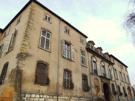 Gorze - Ancien Palais abbatial