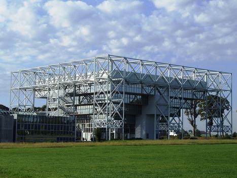 Metz - Technopôle - Centre d'Etudes des Systèmes de Communication