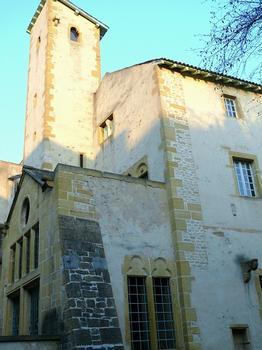Metz - Chapelle Saint-Genest