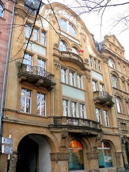 Metz - Immeuble 19 avenue Foch