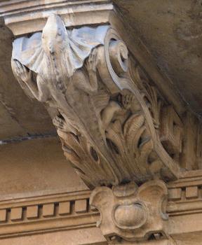 Metz - Immeuble 19 avenue Foch - Détail