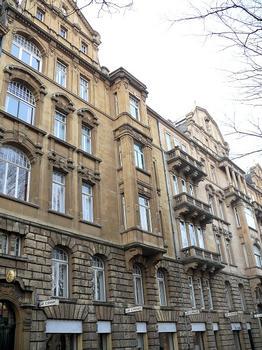 Metz - Immeuble 17 avenue Foch
