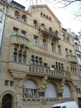 Metz - Immeuble 9 avenue Foch