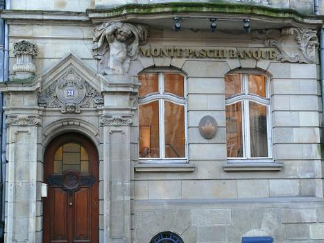 Metz - Immeuble 29-31 avenue Foch