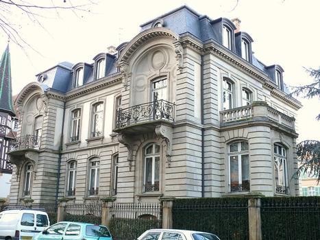 Metz - Immeuble 24 avenue Foch