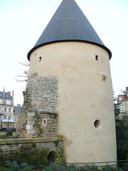 Remparts médiévaux de Metz - Tour Camoufle