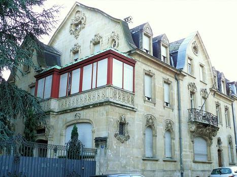 15 rempart Saint-Thiébault