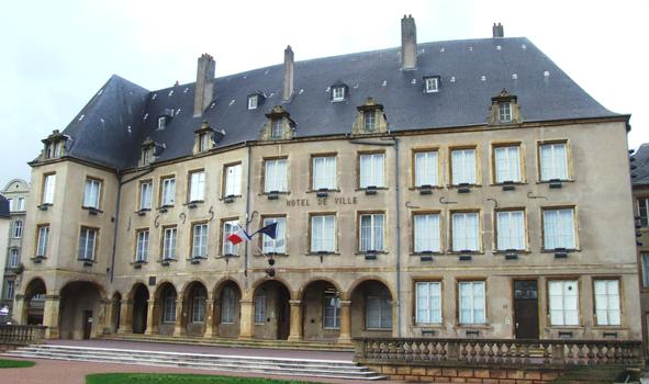 Thionville - Hôtel de ville