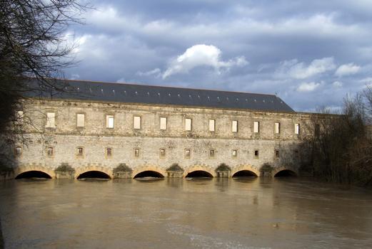 Thionville - Pont de Cormontaigne