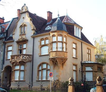 Metz Nouvelle-Ville - Immeuble 20 avenue Foch