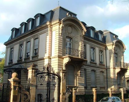 Metz Nouvelle-Ville - Immeuble 24 avenue Foch