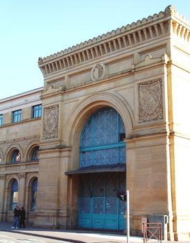 Ancienne gare de Metz