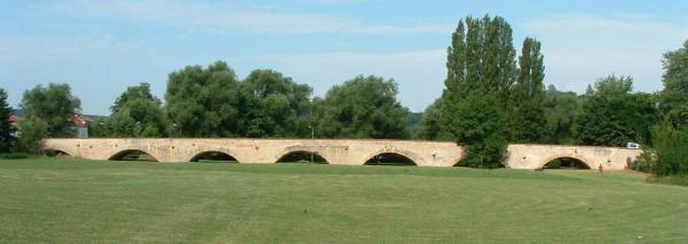 Pont de Préville, Moulin-les-Metz