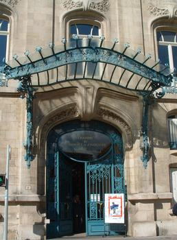 Nancy Art Nouveau - Chambre de Commerce et d'Industrie de Meurthe-et-Moselle