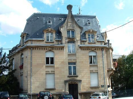 Nancy - Maison «Les Pins»