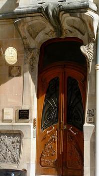 Nancy - Immeuble Nicolas Kempf